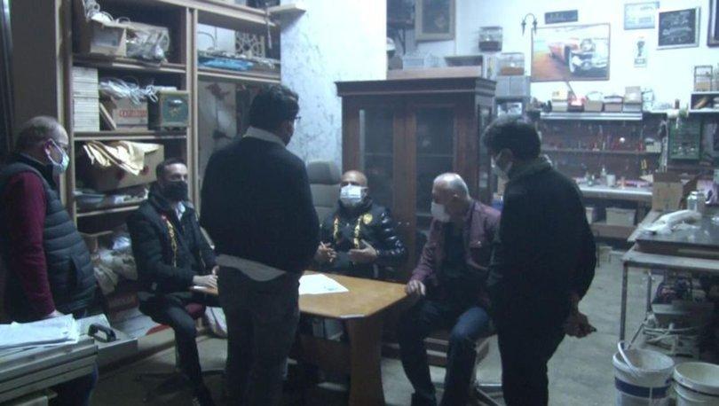 YOK BÖYLE YALAN! Son dakika: Marangozhaneyi kumarhane yaptılar - Haberler