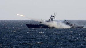 Rusya askeri tatbikata başladı