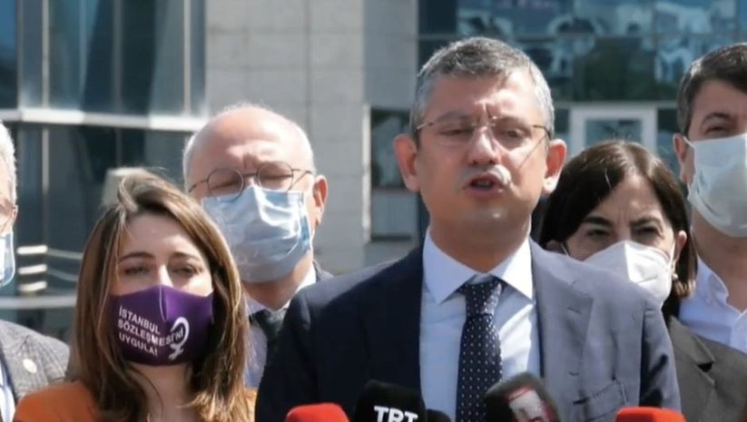 CHP, İstanbul Sözleşmesi kararını Danıştay'a taşıdı