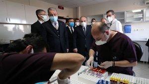 Bakan Varank'tan önemli aşı açıklaması