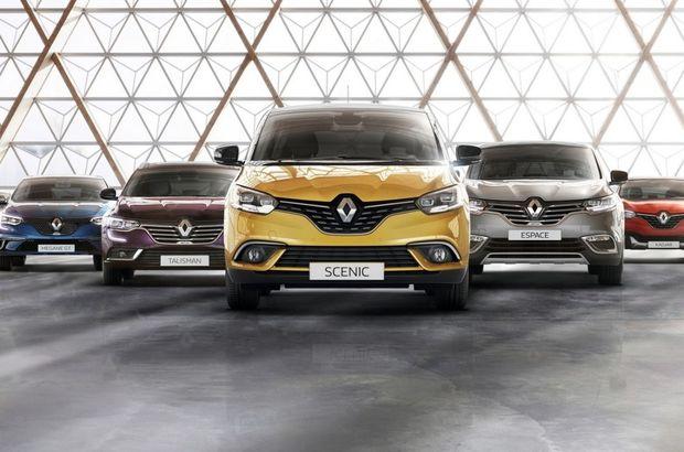 Renault ilk çeyrekte satışlarını artırdı