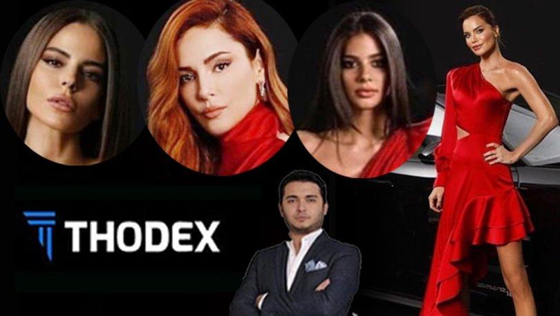 Thodex vurgun için ünlüleri kullanmış! - Magazin haberleri