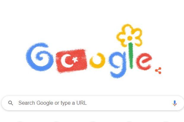 Google'dan 23 Nisan'da doodle sürprizi!