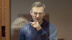 Navalnıy açlık grevini bıraktı!