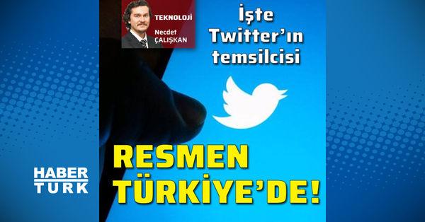 Twitter resmen Türkiye'de!