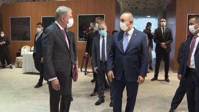 Türkiye, Pakistan ve Afganistan'dan ortak bildiri