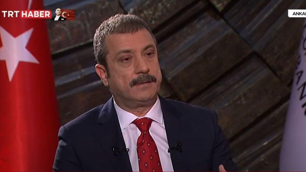 TCMB Başkanı Kavcıoğlu soruları yanıtlıyor