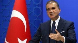 AK Parti Sözcüsü Çelik'ten 1915 Olayları açıklaması