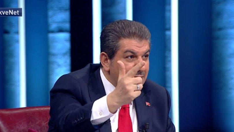 Mehmet Tevfik Göksu Habertürk TV'de gazetecilerin sorularını yanıtladı