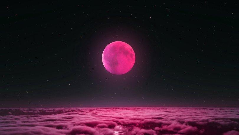 Pembe Ay nedir, ne zaman gerçekleşecek? Pembe Ay Türkiye'den görülecek mi?