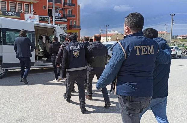 TSK'da büyük FETÖ operasyonu! 459'u muvazzaf 532 gözaltı kararı!