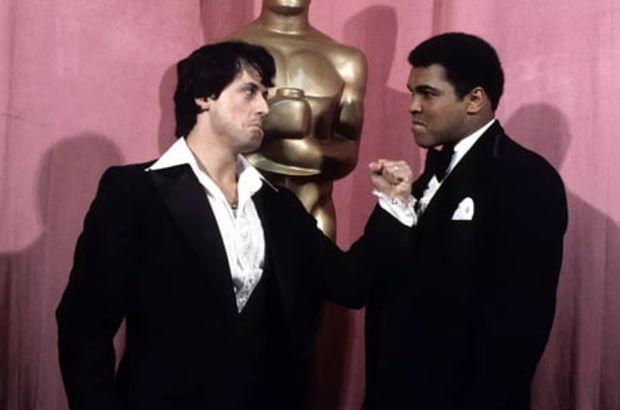 Rocky, Muhammed Ali'ye karşı