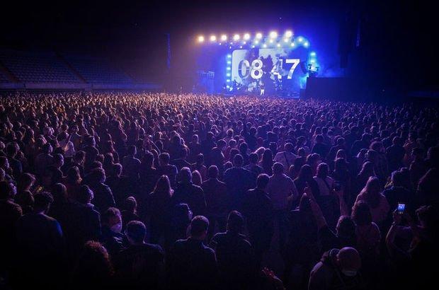 5 bin kişilik konser deneyinin sonuçları belli oldu!