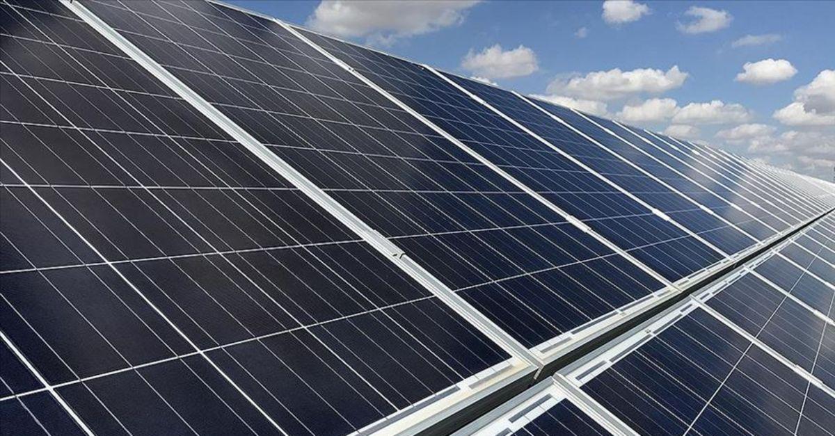 4 şirkete 50 megavat güneş enerjisi tahsisi