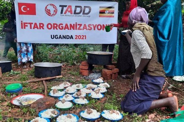 Afrika, ramazanın TADD'ına vardı