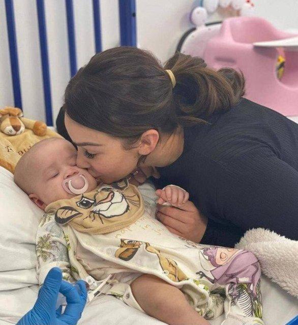 Safiyya Vorajee: Bebeğim sensiz kaybolmuş gibiyim - Magazin haberleri