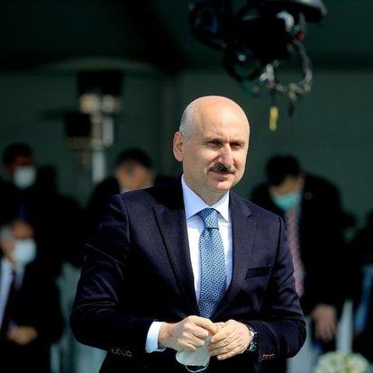 Bakan Karaismailoğlu, 2021'in Kanal İstanbul için önemli bir yıl olacağını söyledi: