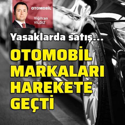 Otomobil markaları kapanmada araç satmak için harekete geçti - haberler