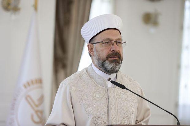 Prof. Erbaş'tan bayram namazı açıklaması