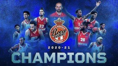 Eurocup'ta şampiyon AS Monaco