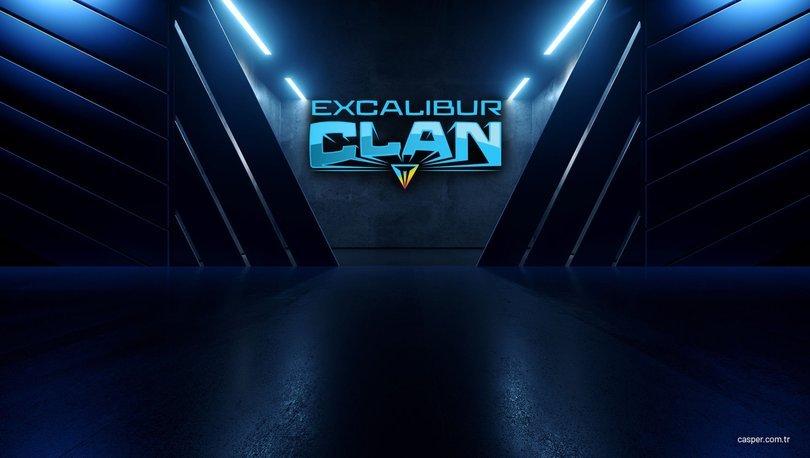 Oyunseverler Excalibur Clan'da buluşuyor!