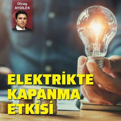 Elektrikte kapanma etkisi
