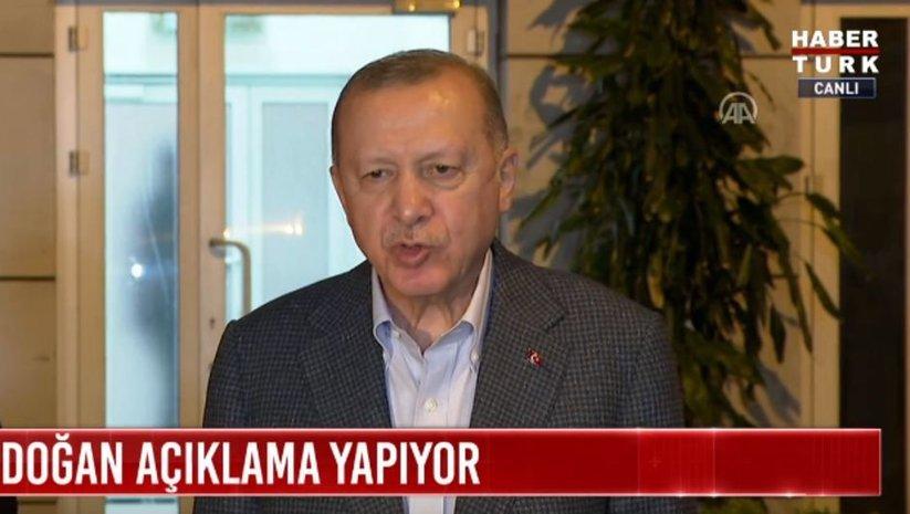 Cumhurbaşkanı Erdoğan: Fırsat vermeyeceğiz!