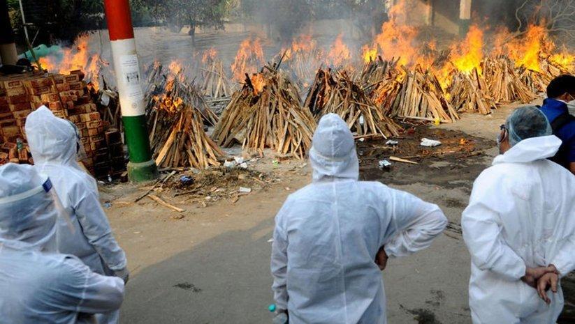 Hindistan'da acı rekor! Korkunç gelişme!