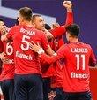 Fransız basınından Nice maçında gol atan Burak Yılmaz ve Zeki Çelik