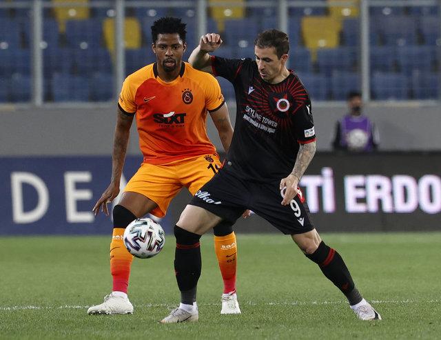 Gençlerbirliği - Galatasaray maçı yazar yorumları