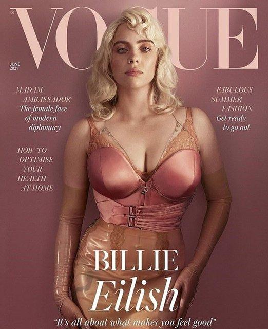 Billie Eilish: Değişim dünyadaki en iyi armağanlardan biridir - Magazin haberleri