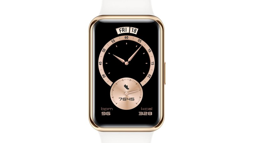 Huawei Watch Fit Elegant Türkiye'de satışa sunuldu - Haberler