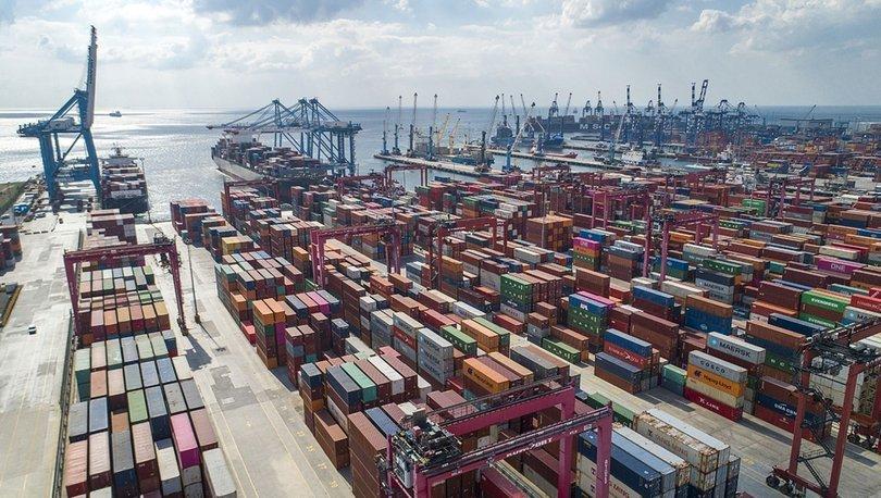 Nisan ayı dış ticaret rakamları açıklandı