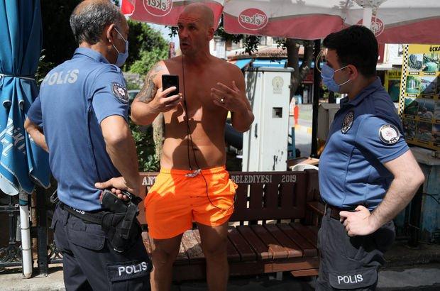 Kadın polise ahlaksız teklif!