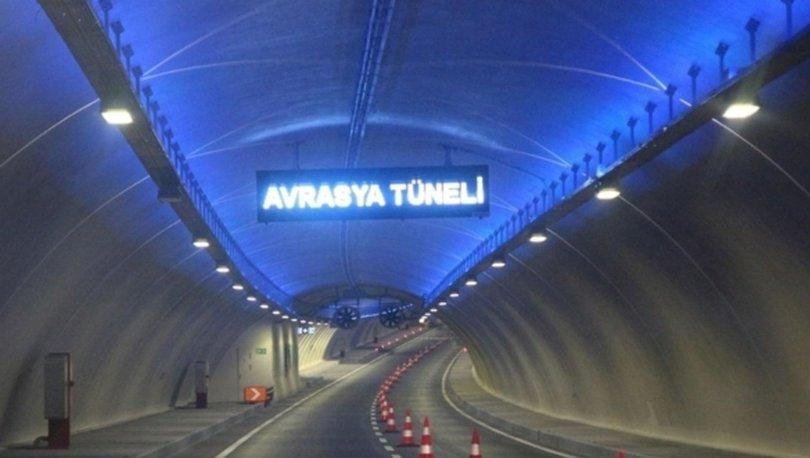 Avrasya Tüneli'nden ekonomiye 6 milyar TL'lik katkı