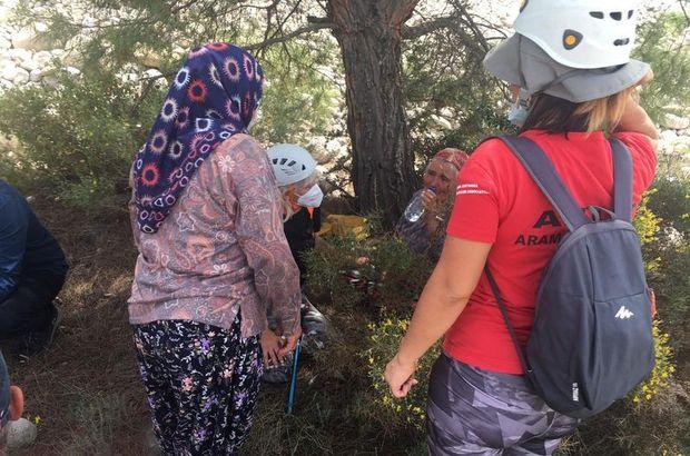 4 gündür kayıp kadın derede bulundu