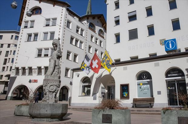 İsviçre'de halkın yüzde 33'ü aşılandı