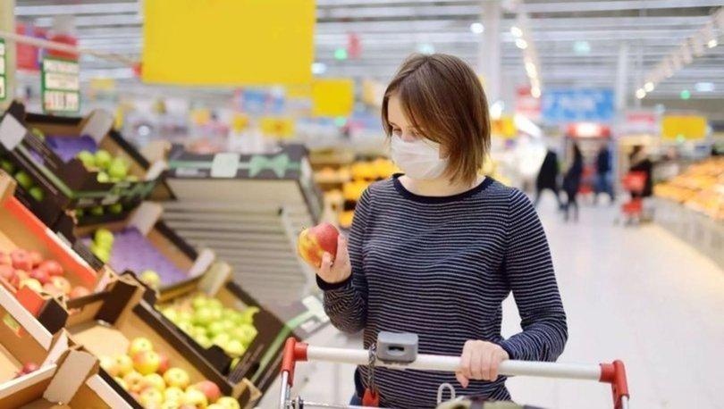 Marketlerden neler alınabilecek? İçişleri Bakanlığı açıkladı: Marketlerden alınabilecek ürünler listesi