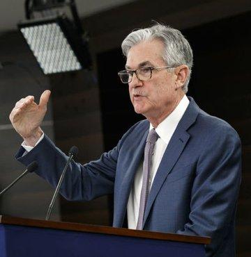 ABD Merkez Bankası (Fed) Başkanı Jerome Powell, ABD