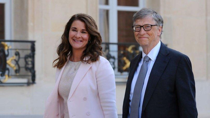 SON DAKİKA! Bill Gates ve Melinda Gates'den boşanma kararı!