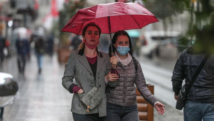 YAĞACAK! Son dakika HAVA DURUMU uyarısı: Yağmur geliyor - Meteoroloji