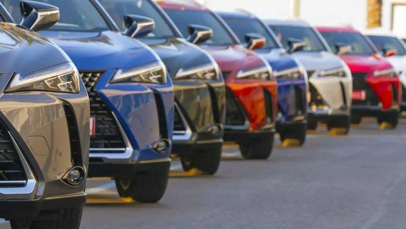 Türkiye otomotiv pazarı Nisan'da yüzde 132 büyüdü