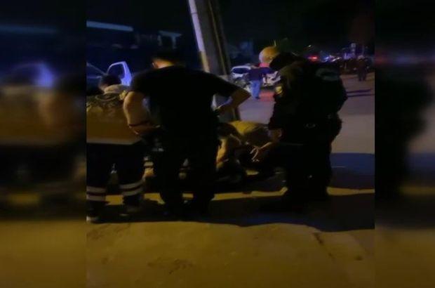 Polise ateş açtılar, yoldan geçenleri vurdular