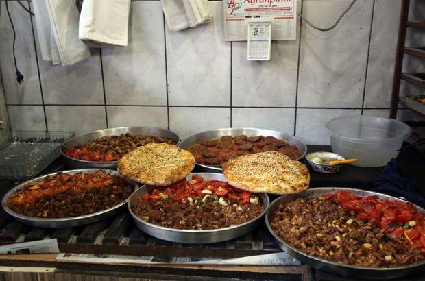 Tescilli lezzet iftar sofralarını süslüyor