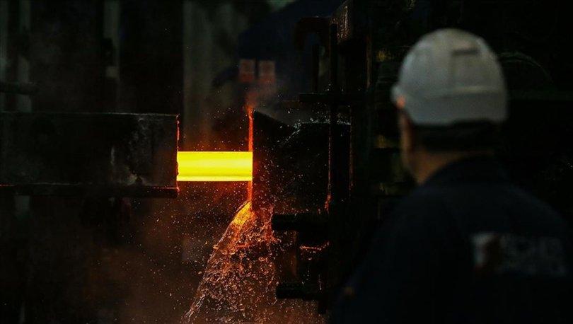 Madencilik sektörü nisanda ihracatını yüzde 70 artırdı