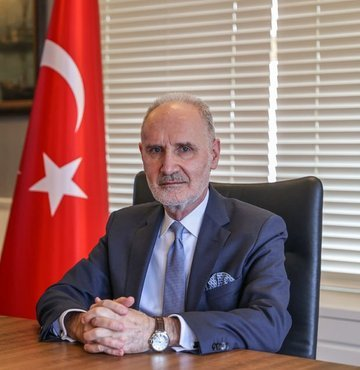 """İstanbul Ticaret Odası (İTO) Başkanı Şekib Avdagiç, """"Irak"""