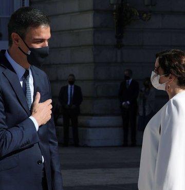 İspanya'da Vox Partisi üyesi lider Isabel Diaz Ayuso'nun bölgesel seçimlerde kazanacağı tahmin ediliyor.