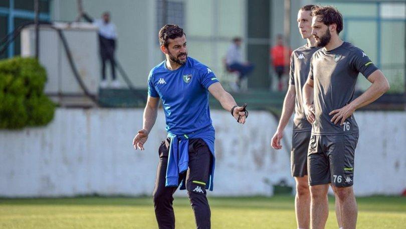 Denizlispor'un Süper Lig'de son 2 sezonki macerasında 9 teknik adam görev yaptı