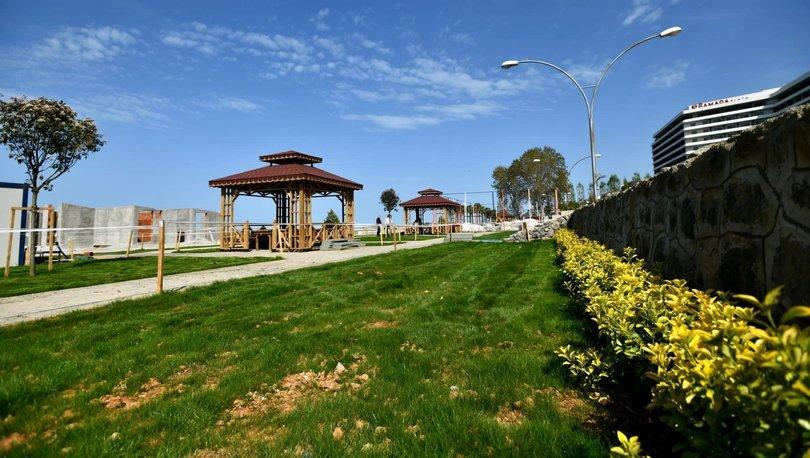 Trabzon Büyükşehir Belediye Başkanı Murat Zorluoğlu, Yalıncak Plajı'nı anlattı