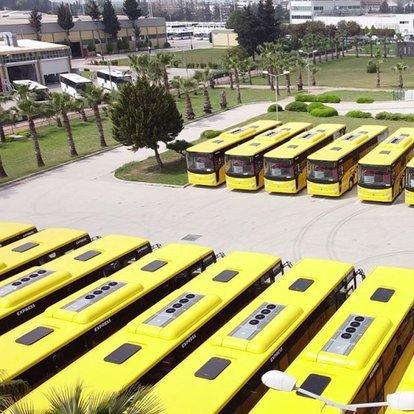 Temsa'dan Belçika'ya 22 adet otobüs teslimatı